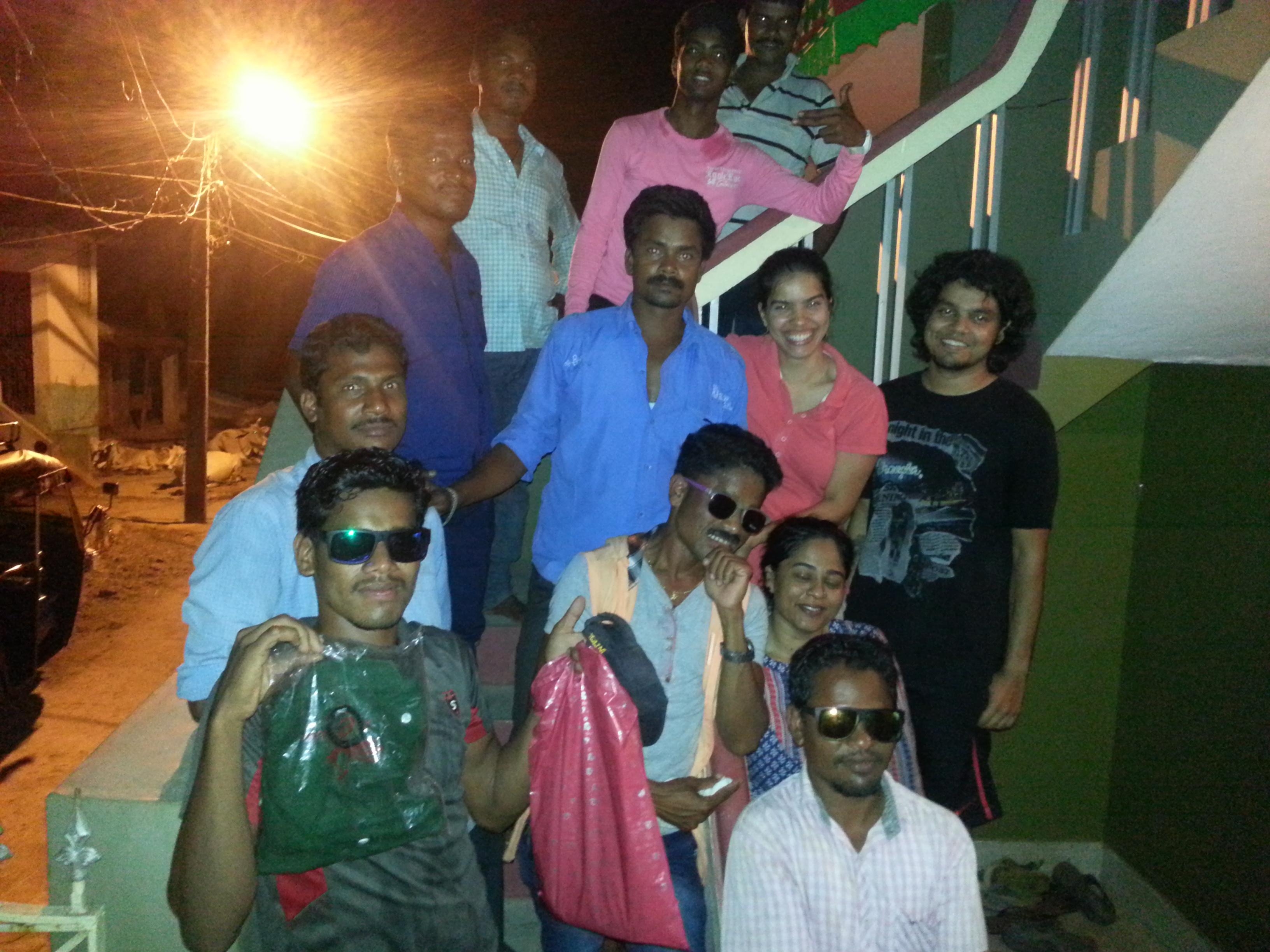 The 'tutal' gang Photo Credit: Ridhi Chandarana